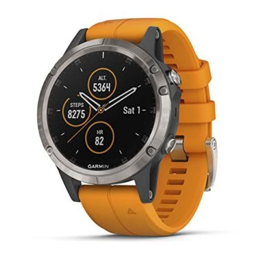 Garmin Fenix 5 Plus Hiking Watch