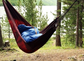 Hammock_Camping_Without_Trees_3_Ways_That_Work