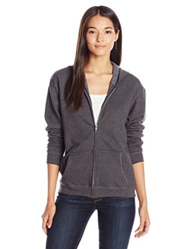 Hanes ComfortSoft Fleece Jacket For Women