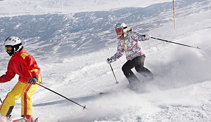How_To_Make_Short_Turns_On_Skis