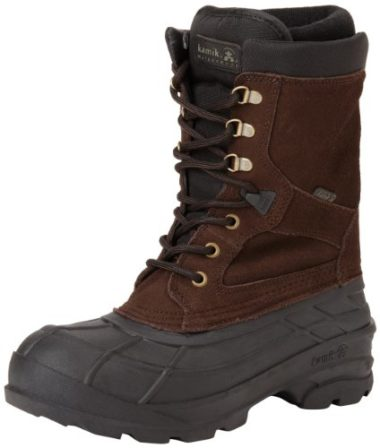 Kamik Nationplus Men's Winter Hiking Boots