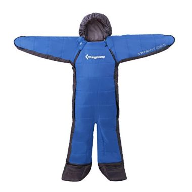 KingCamp Full Body Wearable Sleeping Bag
