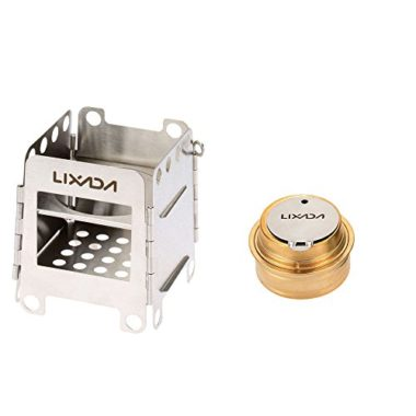 Lixada Alcohol Stove For Backpacking