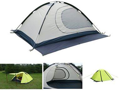 Luxe Tempo Two Person Four Season Tent
