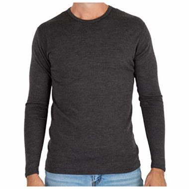 MERIWOOL Mens Merino Wool Base Layer