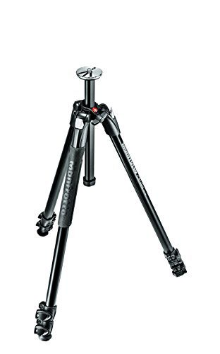 Manfrotto 290 Xtra Aluminum 3-Section Tripod