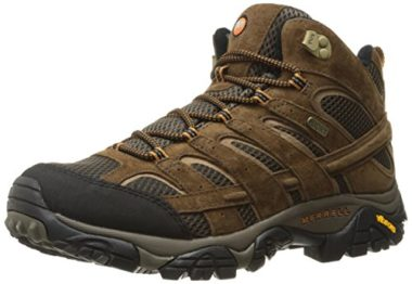 Merrel Moab Men's Hiking Boots For Wide Feet