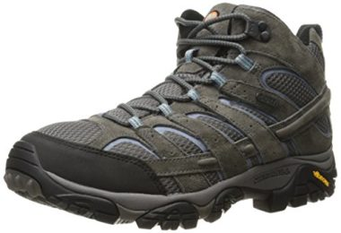 Merrell Women's Moab Hiking Boots For Wide Feet
