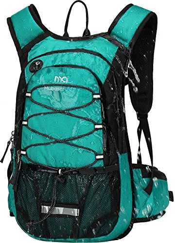Mubasel Gear Insulated Hydration Budget Hiking Backpack