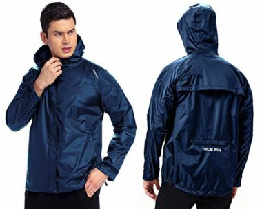 Nicewin Portable Rain Jacket