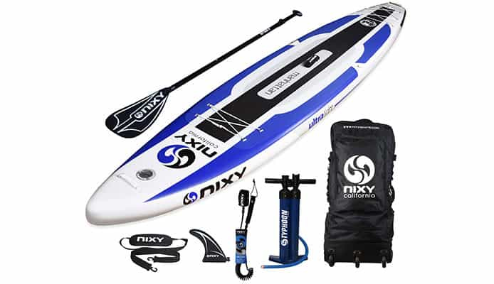 NIXY Manhattan Inflatable Stand Up Paddle Board Review