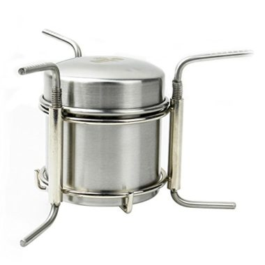 Out D Alcohol Stove For Backpacking