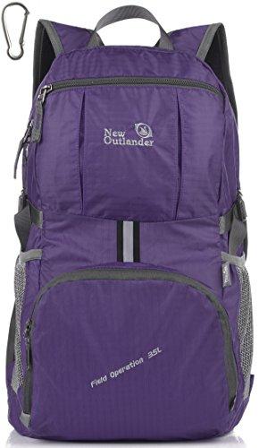 Outlander Packable Budget Hiking Backpack