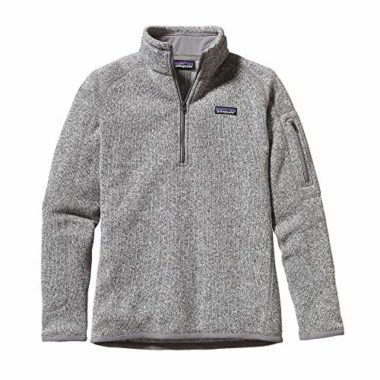 Patagonia Better Sweater Quarter-Zip Women's Fleece Pullover