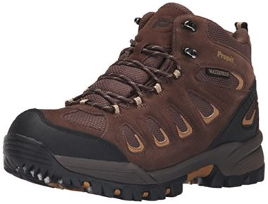Propet Men's Ridge Hiking Boots For Wide Feet