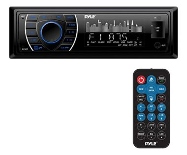 Pyle Bluetooth Receiver Marine Stereo
