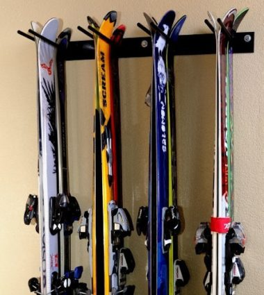 Rough Rack Snowboard And Ski Wall Rack