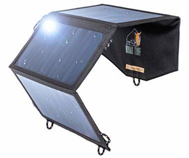 Ryno-Tuff Camping Solar Panel