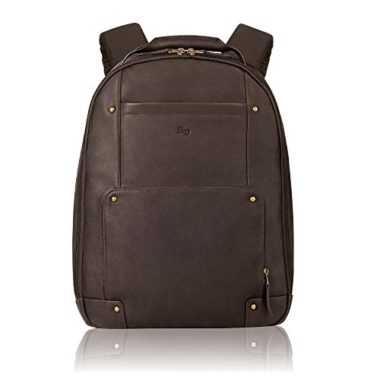 SOLO Reade Vintage Columbian Leather Backpack