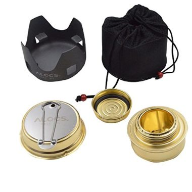 Starside Professional Alcohol Stove For Backpacking