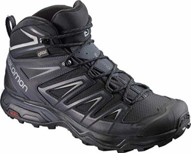 Salomon Men's X Ultra Mid 2 GTX hiking boots For Wide Feet