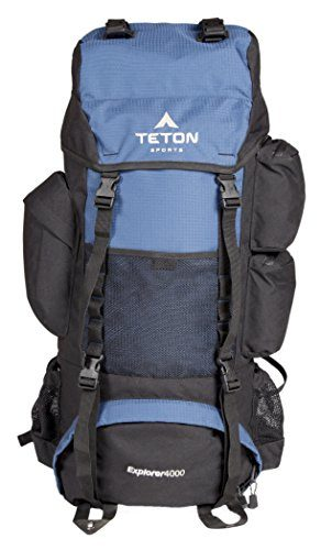 Teton Sports Explorer Hiking Backpack Under $100