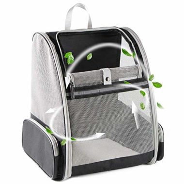 Texsens Innovative Bubble Dog Backpack Carrier