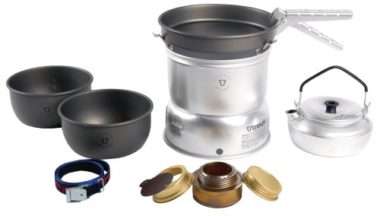 Trangia 27-8 Alcohol Stove For Backpacking