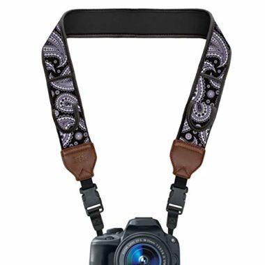 USA Gear TrueSHOT Neoprene Camera Harness