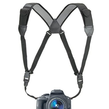 USA Gear DSLR Camera Chest Harness
