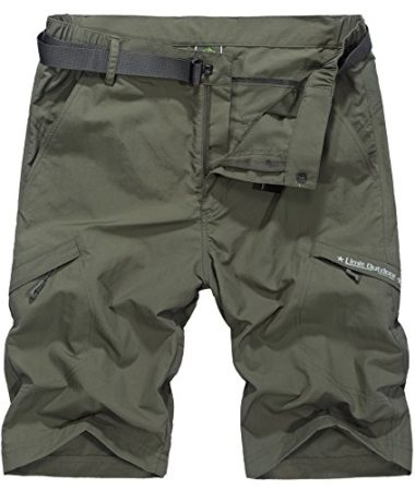 Vcansion Summer Hiking Shorts