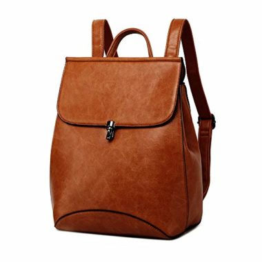 WINK KANGAROO Leather Backpack
