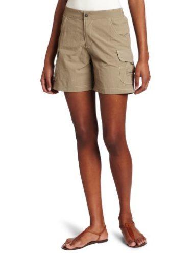 White Sierra Crystal Cove River Women's Hiking Shorts