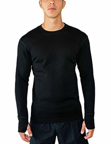 WoolX Glacier Men's Heavyweight Merino Wool Base Layer