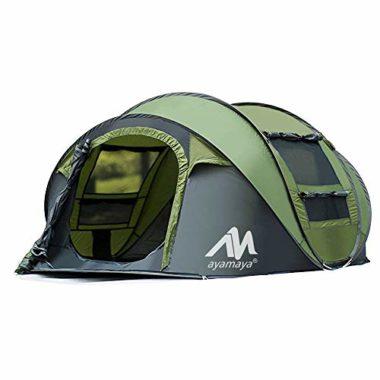 Ayamaya Instant Pop Up Four Season Tent