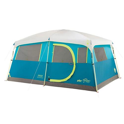 Coleman Tenaya Lake Cabin 8-Person Tent