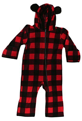 At the Buzzer Baby Snowsuit