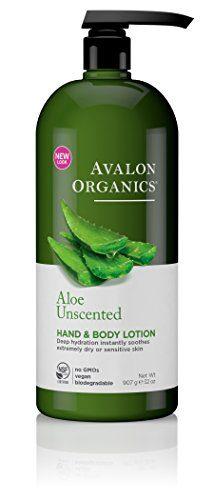 Avalon Organics Aloe Vera Lotion