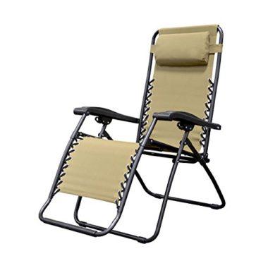 Caravan Sports Infinity Zero Gravity Folding Chair