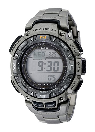 Casio Triple Sensor PAG Compass Watch