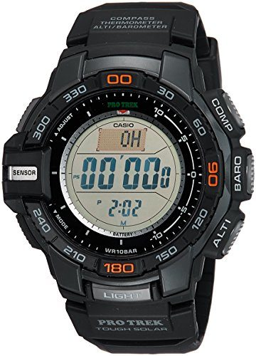 Casio PRG Tough Compass Watch