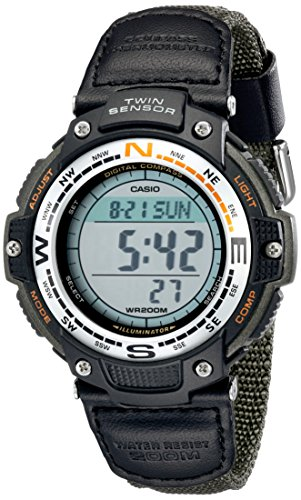 Casio SGW Digital Compass Watch