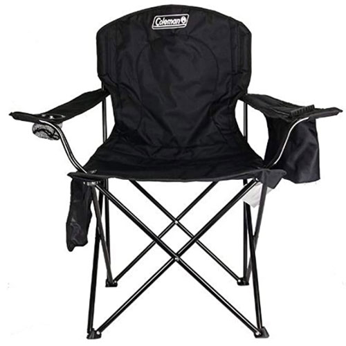 Coleman Cooler Quad Folding Chair