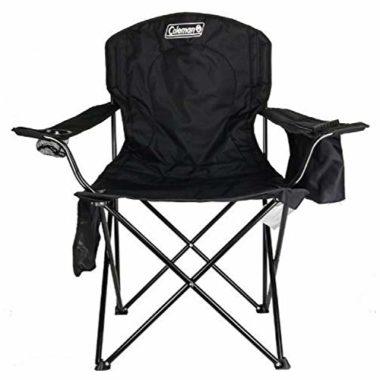 Coleman Cooler Quad Folding Chair