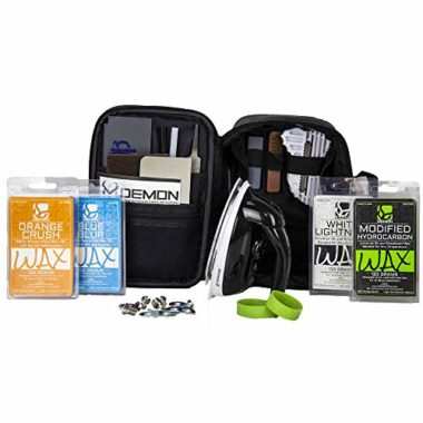 Demon Complete Plus Snowboard Wax Kit