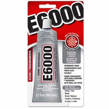 Craft E6000 Shoe Glue