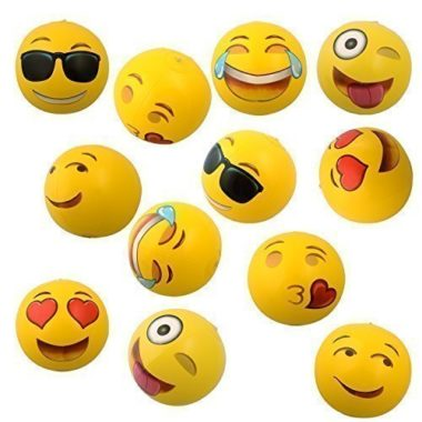 Emoji Universe: Gigantic 56″ Tears of Joy Beach Ball