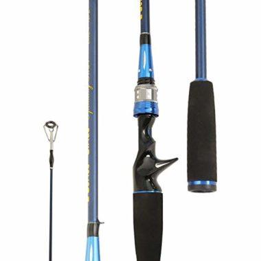 Entsport Sirius 2-Piece 7-Feet Casting Bass Fishing Rod