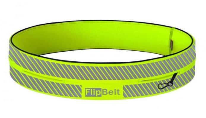 FlipBelt Reflective PT Belt Review