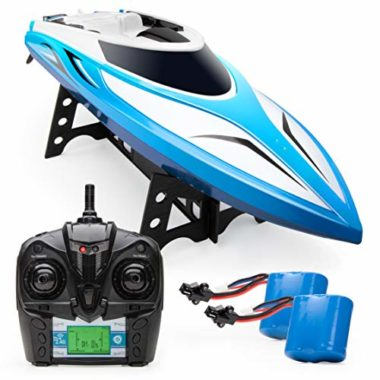 Force1 H102 Velocity LCD Screen Remote Control Boat
